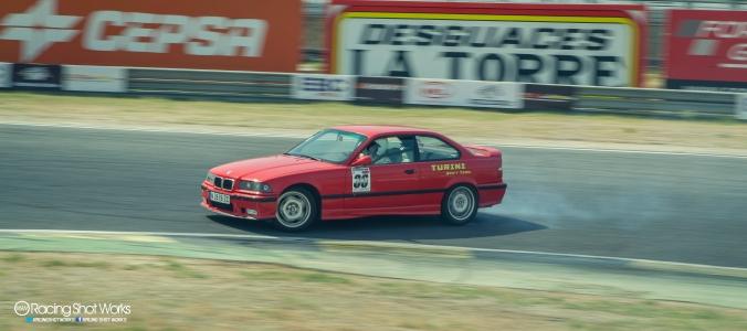 Miguel López, también dio todo en AM con el M3.